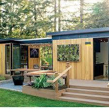 Back Yard House 165 Best Outdoor Sheds Garages Kitchens Cabanas Images On