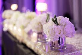 miami wedding decor trends color romance