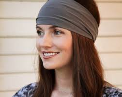 wide headband black headband womens headband plain black headband simple