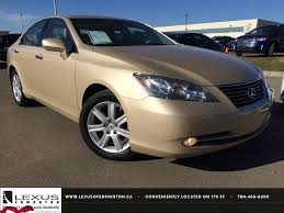 lexus toronto used cars pre owned gold 2009 lexus es 350 navigation package review