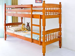 Pine Bunk Bed Pine Wooden Bunk Beds - Solid pine bunk bed