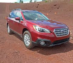 red subaru forester 2016 2015 subaru outback a roomy capable crossover suv review the