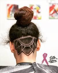 undercut fade for women lito the barber on twitter