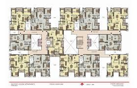 3 Bhk Apartment Floor Plan by Brilliant Apartment Floor Plans In Hyderabad Super Area 1250 And