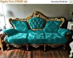 Vintage Settees For Sale Vintage Furniture Etsy