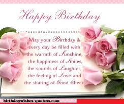 Happy Birthday Wishes Beautiful Birthday Wishes To Someone Special In Your Life