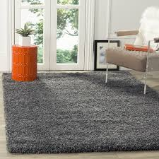 Solid Grey Rug Rug Grey Plush Rug Wuqiang Co
