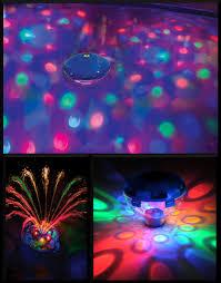underwater light show poolstore