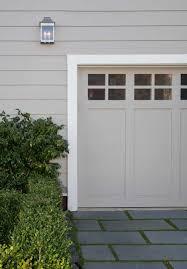 garage doors painted same color as the house blend in u2026 pinteres u2026