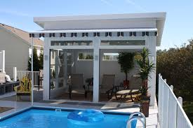 three season porches three season cabana deluxe screen cabana pool house cabana