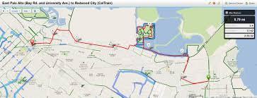 Oakland University Map Maps Hike Stats And Transportation U2013 The San Francisco Bay Trail