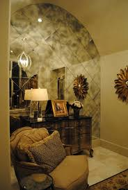 Mirror Tiles For Walls 45 Best Antique Mirrored Tile Images On Pinterest Mirror Mirror
