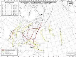 Texas Coast Map Upper Texas Coast Tropical Cyclones In The 1940s