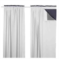 Eclipse Alexis Blackout Window Curtain Panel In The Living