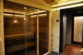basement sauna transitional with spa modern showerhead parts