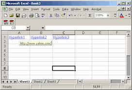 ms excel 2003 delete all hyperlinks on a sheet