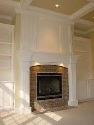 Built In Bookshelves Fireplace by 65 Best Home Fireplace And Builtins Images On Pinterest Living