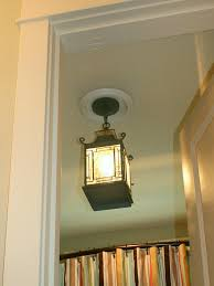 lamps brass flush mount ceiling light modern lighting drum
