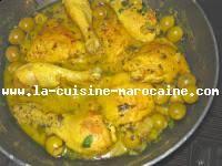cuisiner cuisse de poulet tajine aux cuisses de poulet recettes de tajines