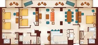 Disney Boardwalk Villas Floor Plan Aulani A Disney Resort U0026 Spa In Ko Olina Dvc Rentals