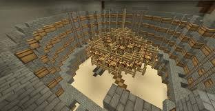Glowstone Chandelier Epic Storage Room Ideas Creative Mode Minecraft Java Edition
