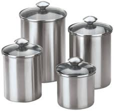 kitchen canisters stainless steel kitchen canisters stainless steel kitchen kitchen ideas