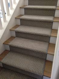 Westchester House And Home by Stanton Atelier Miro Ocean Stair Runner Woods Stairways And House