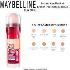 Maybelline Age Rewind Eraser new maybelline instant age rewind eraser treatment makeup foundation
