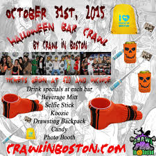 halloween crawl with crawl in boston tickets sat oct 31 2015 at