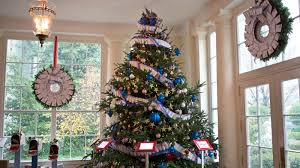 Home Christmas Tree Decorations Christmas At The White House Where You U0027ll Want To Hang That