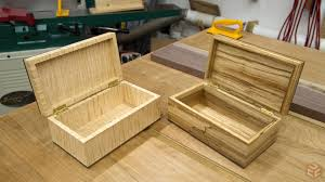 Wood You Furniture How To Make A Wooden Box Jays Custom Creations