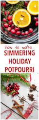 potpourri make your own simmering holiday potpourri flavour and savour