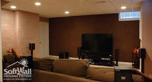 nickbarron co 100 finish basement walls without drywall images