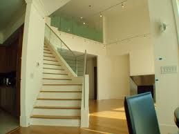Glass Banister Kits Prefabricated Stairs Artistic Stairs