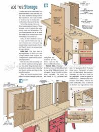 3140 folding workshop plans workshop solutions carpintería