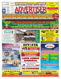 montgomeryshire advertiser december 11 by colin amos issuu