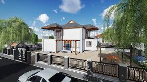 tutorial villa design in archicad youtube