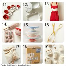 foodie gifts foodie gift guide 2013 25 gifts for cooks bakers in