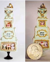 mini wedding cakes these miniature wedding cakes are the ultimate wedding keepsake