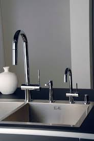 gessi oxygene 25084 kitchen faucet with arc spout studio il bagno