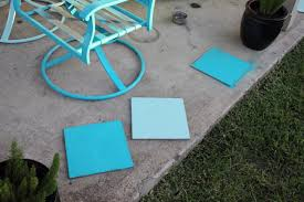 Shades Of Blue Paint by How To Paint Outdoor Furniture U2013 The Bajan Texan