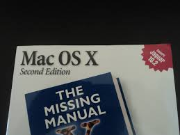mac os x the missing manual second edition david pogue