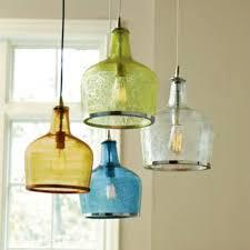 turquoise blue glass pendant lights enchanting vintage pendant lighting by ballard designs addie lights
