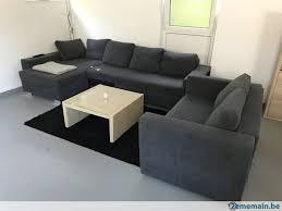grand canapé grand canapé avec méridienne a vendre 2ememain be