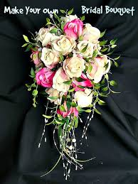 how to make wedding bouquet make your own bridal flowers wedding bouquets holidappy