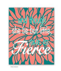 home decor canvas or wall art prints coral and teal flower paint