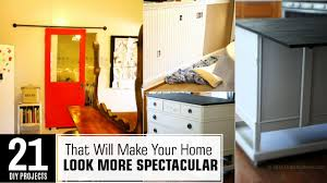 Home Decorating Diy 21 Home Decorating Diy Projects Youtube