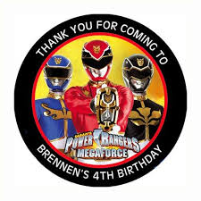 195 party power rangers images birthday