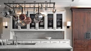 traditional kitchen lacquered wood island beauxarts siematic