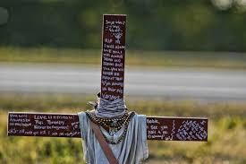 roadside memorial crosses roadside memorials ericseibert